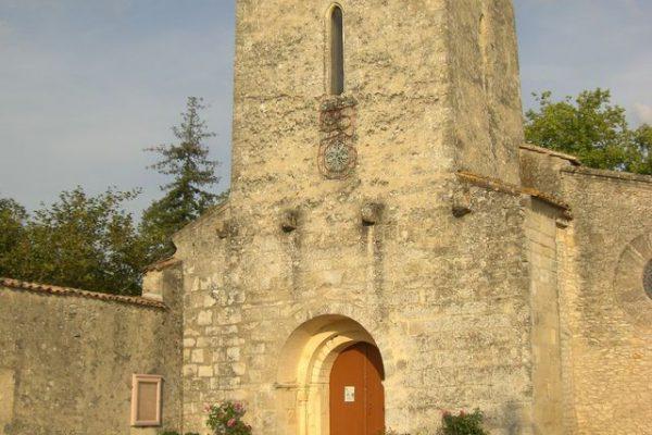 Eglises romanes - Saint Genes