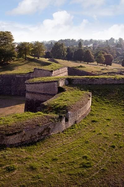 visite guidée des souterrains de la Citadelle